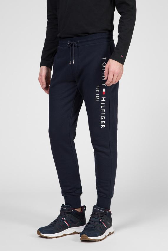 Мужские темно-синие спортивные брюки BASIC BRANDED