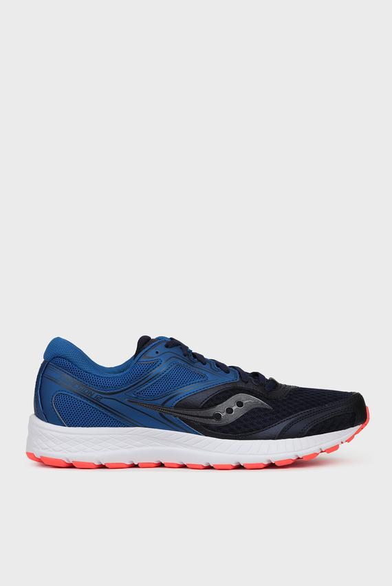 Мужские синие кроссовки COHESION 12