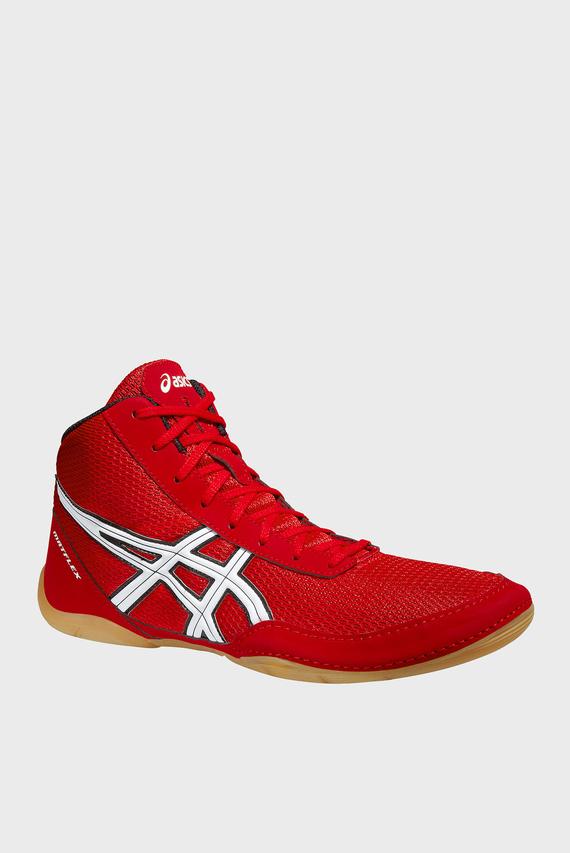 Мужские красные кроссовки для борьбы MATFLEX 5