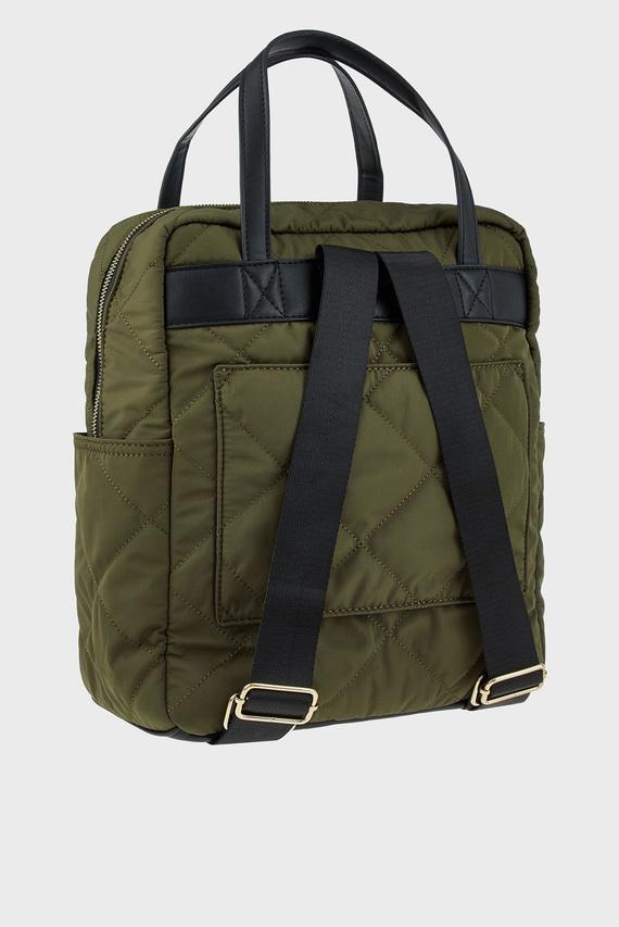 Женский зеленый рюкзак EMMY BACKPACK