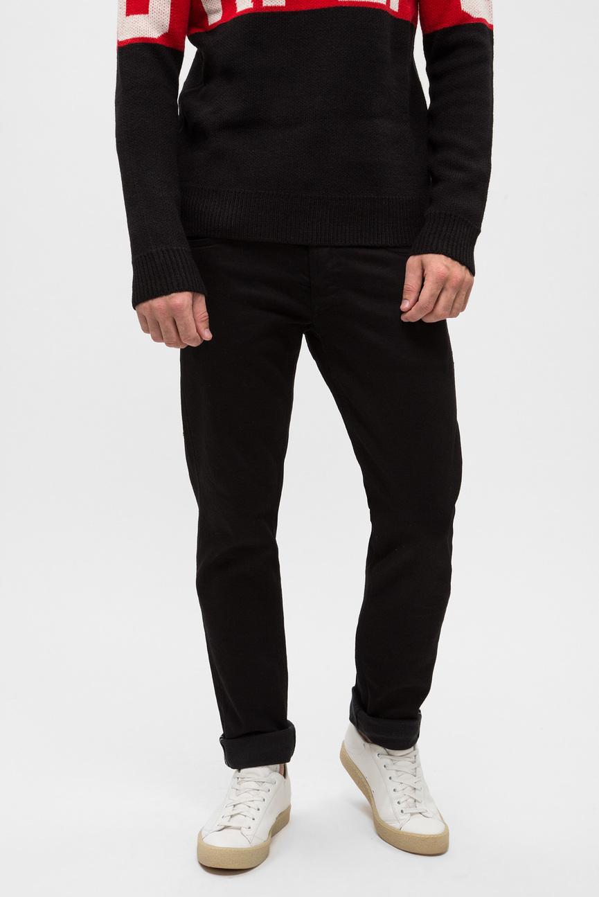 Мужские черные джинсы GROVER