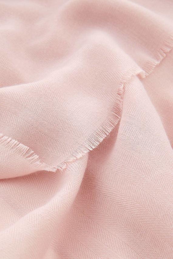 Женский розовый шарф SORRENTO LIGHTWEIGHT