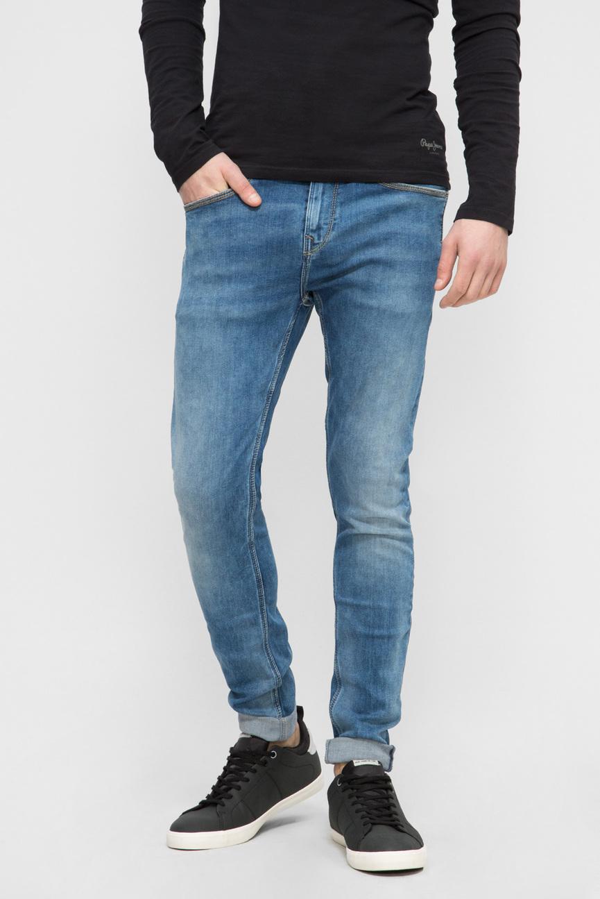 Мужские синие джинсы NICKEL