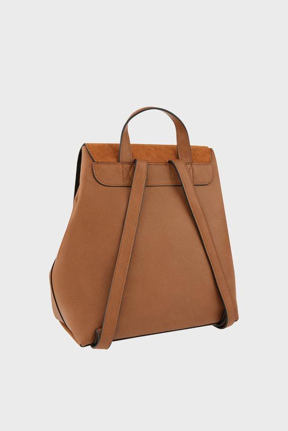 Женский коричневый рюкзак KIMMI BACKPACK