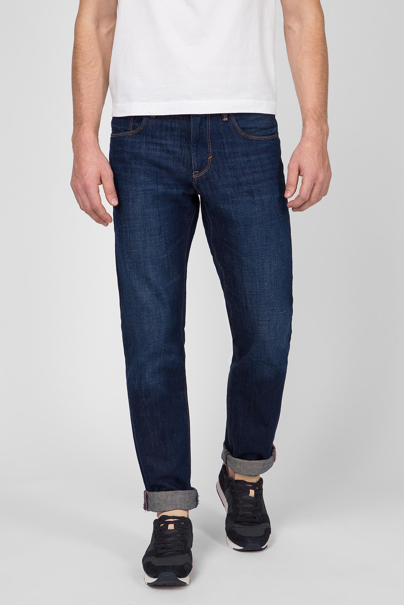 Купить Мужский синие джинсы REGULAR MERCER Tommy Hilfiger Tommy Hilfiger MW0MW08107 – Киев, Украина. Цены в интернет магазине MD Fashion
