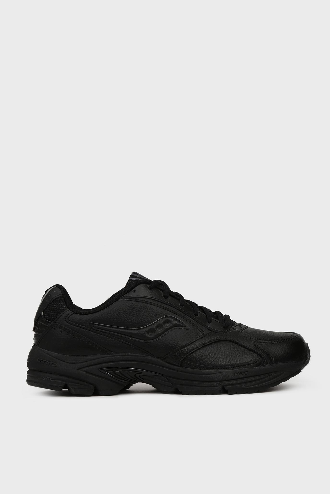 Женские черные кроссовки OMNI WALKER Saucony
