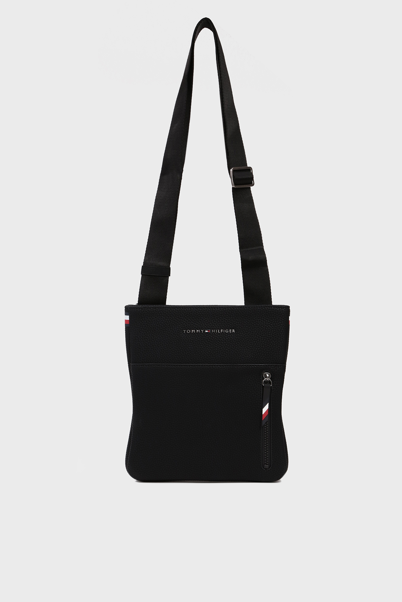 Мужская черная сумка через плечо ESSENTIA Tommy Hilfiger