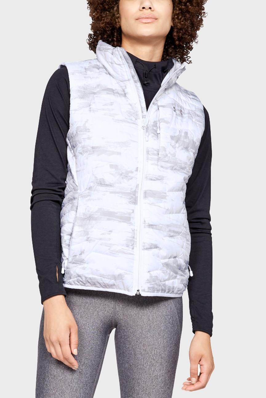 Женский белый жилет ColdGear® Reactor Vest