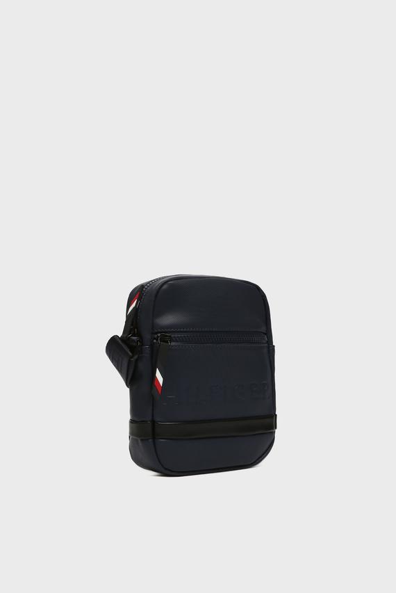 Мужская темно-синяя сумка через плечо OFFSHORE MINI