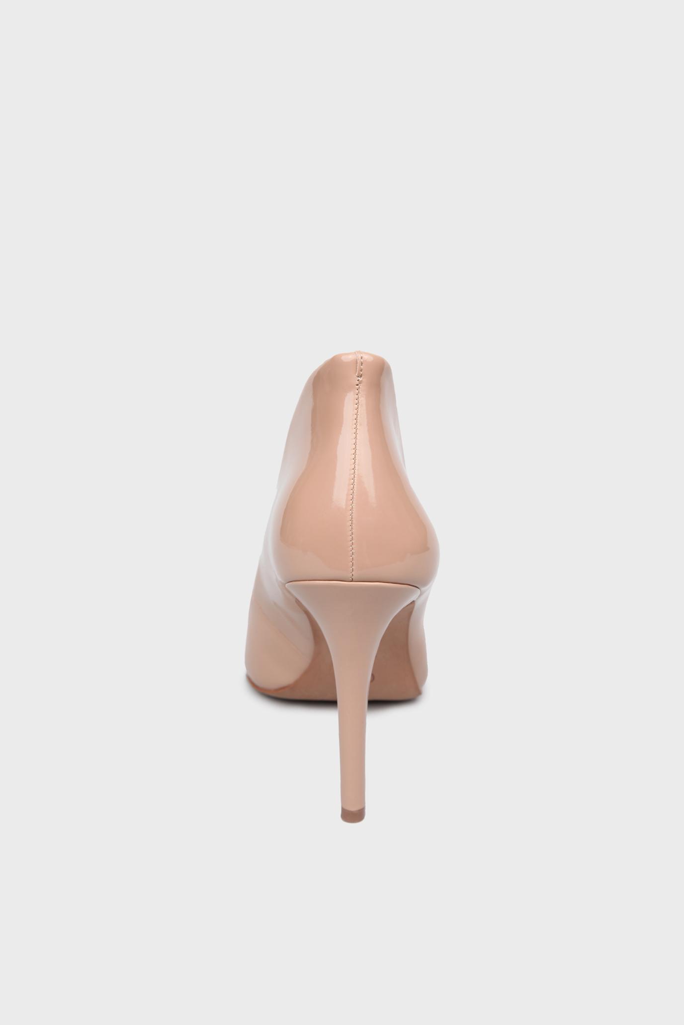 Купить Женские бежевые лакированные лодочки Jessica Simpson Jessica Simpson JS-CAMBREDGE – Киев, Украина. Цены в интернет магазине MD Fashion