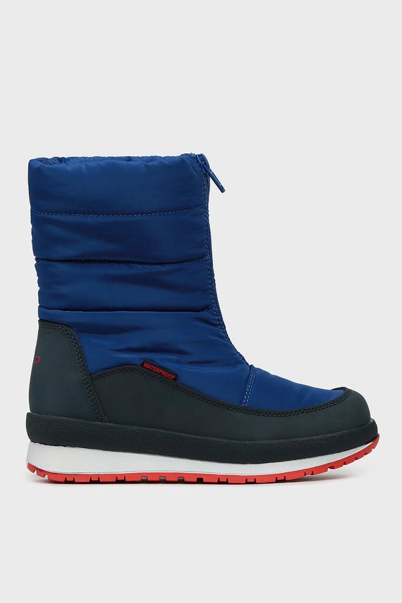 Детские синие сапоги KIDS RAE SNOW BOOTS WP