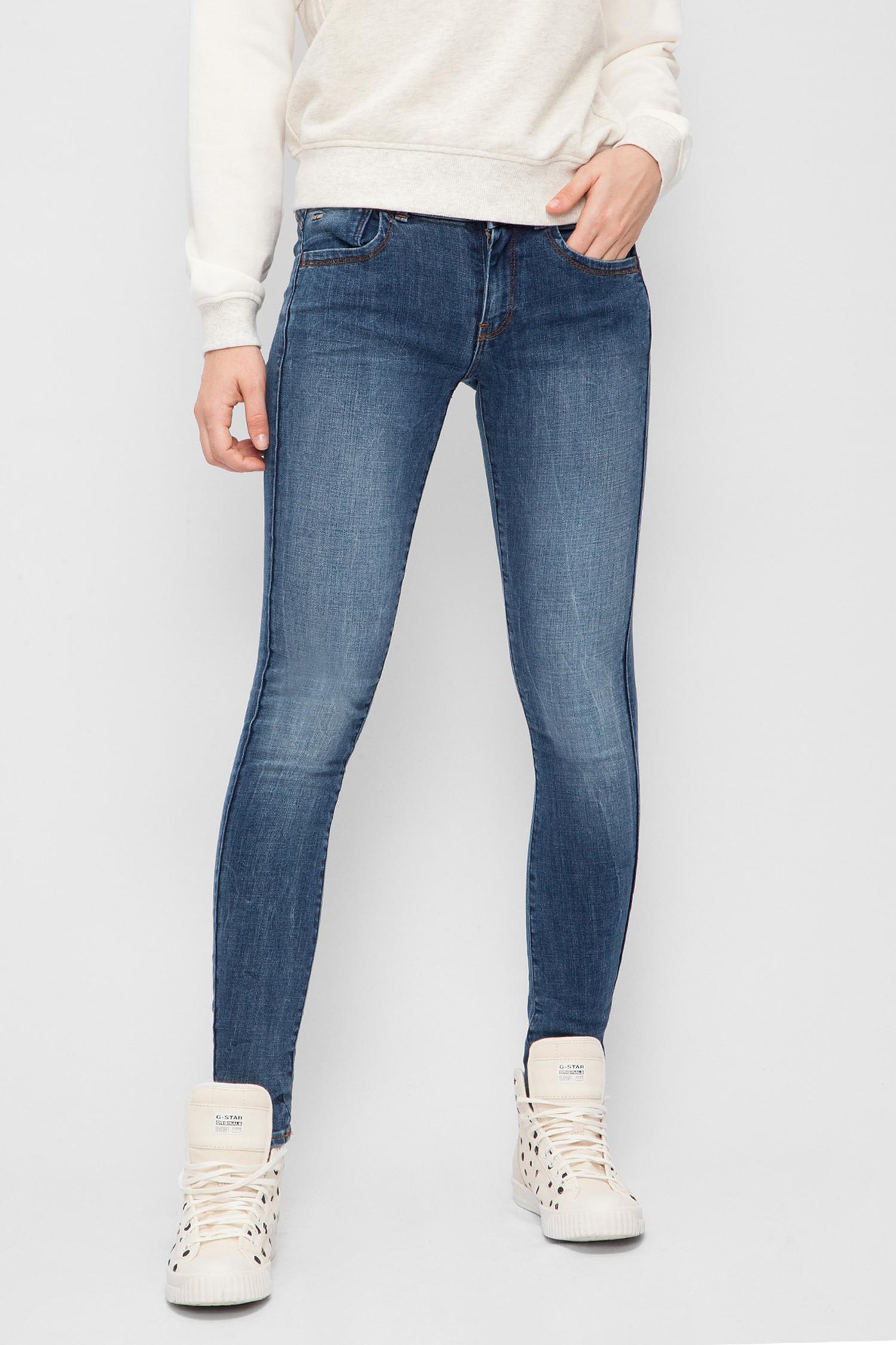 Жіночі сині джинси LYNN 1