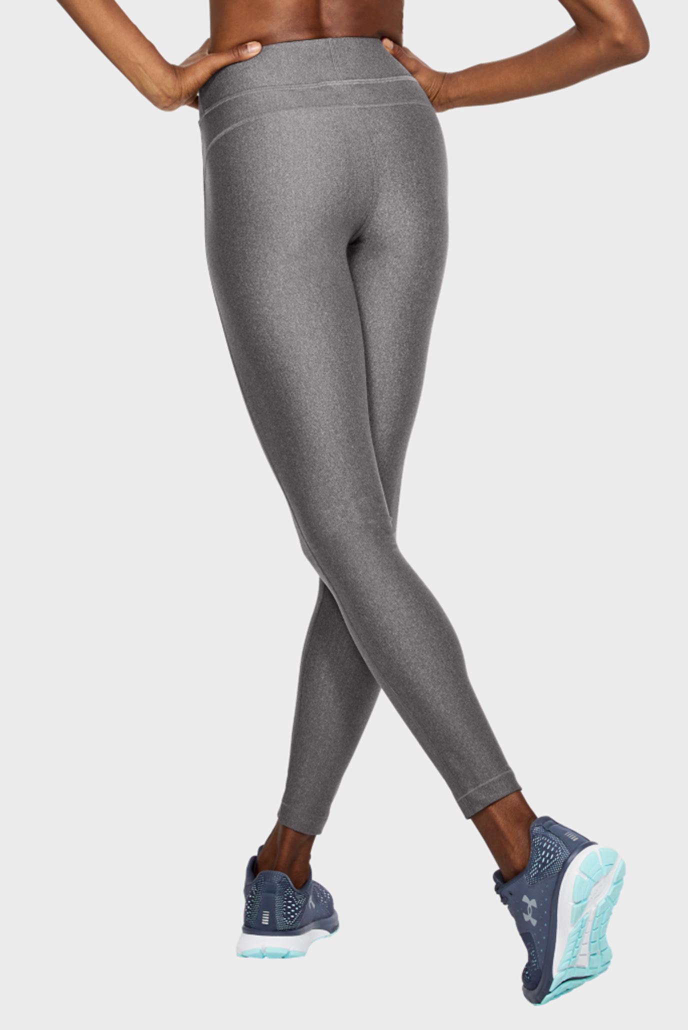 Купить Женские серые тайтсы UA HG Armour Legging Under Armour Under Armour 1309631-019 – Киев, Украина. Цены в интернет магазине MD Fashion
