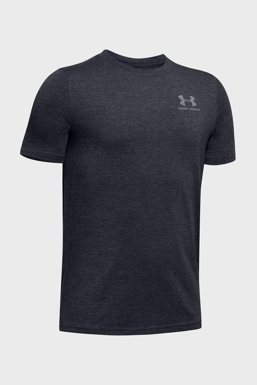Детская серая футболка UA Cotton SS