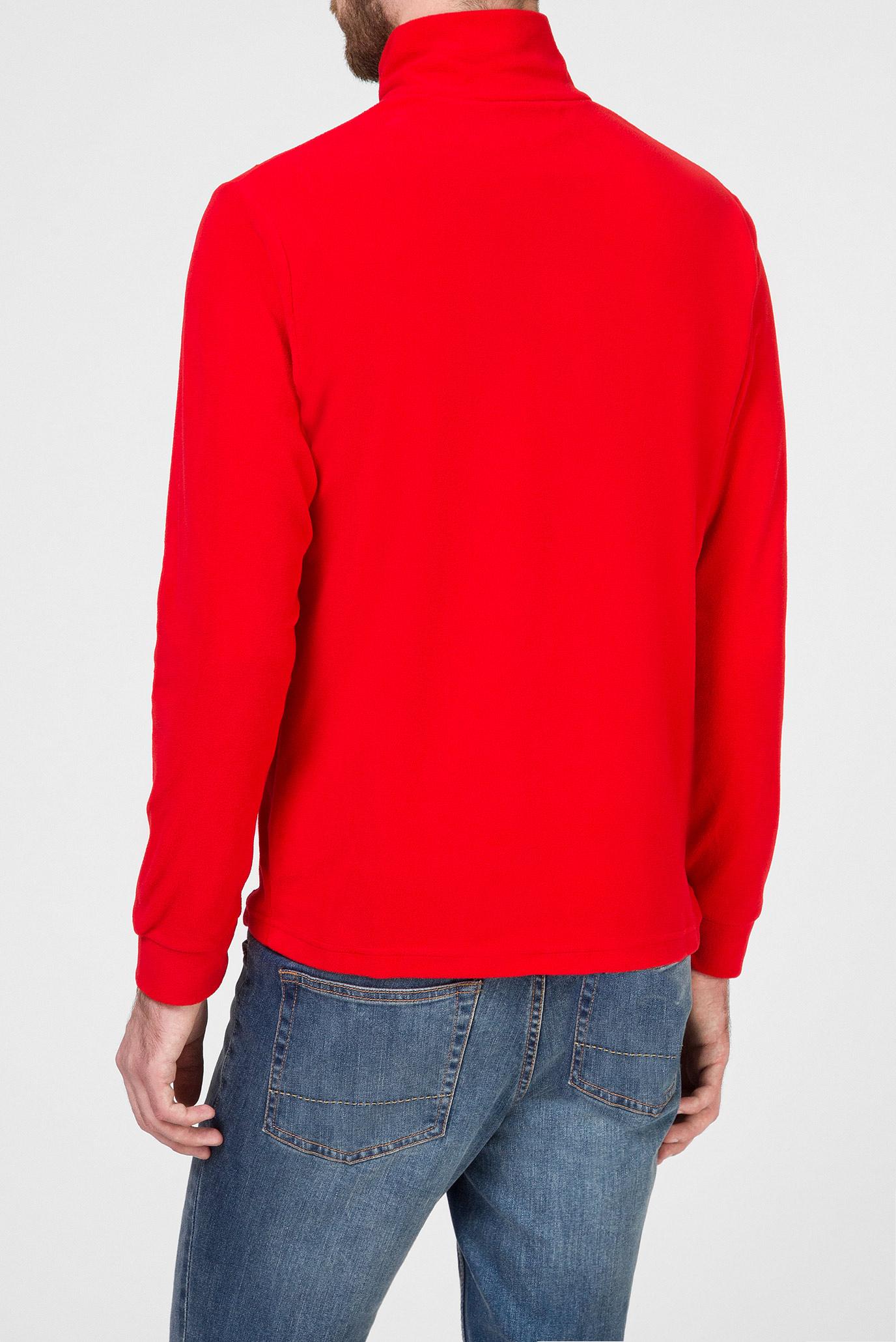 Мужская красная спортивная кофта CMP