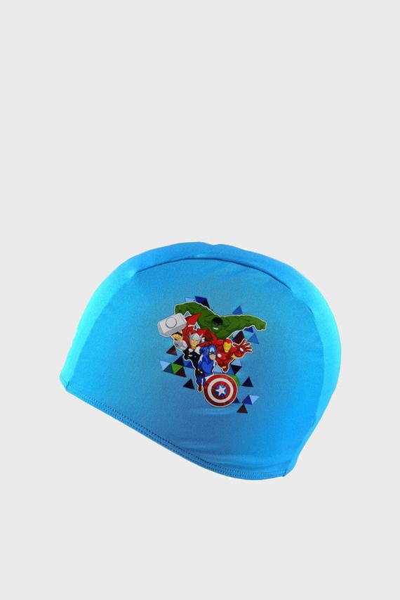 Детская шапочка для плавания DM POLYESTER JR