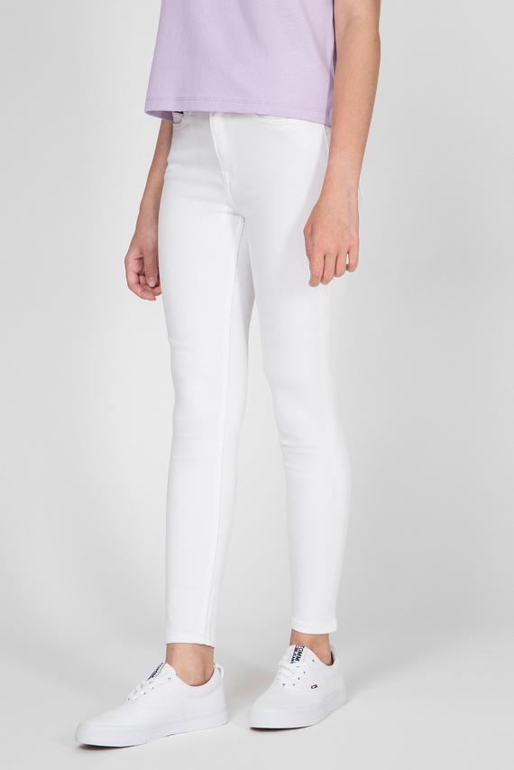 Женские белые джинсы NORA