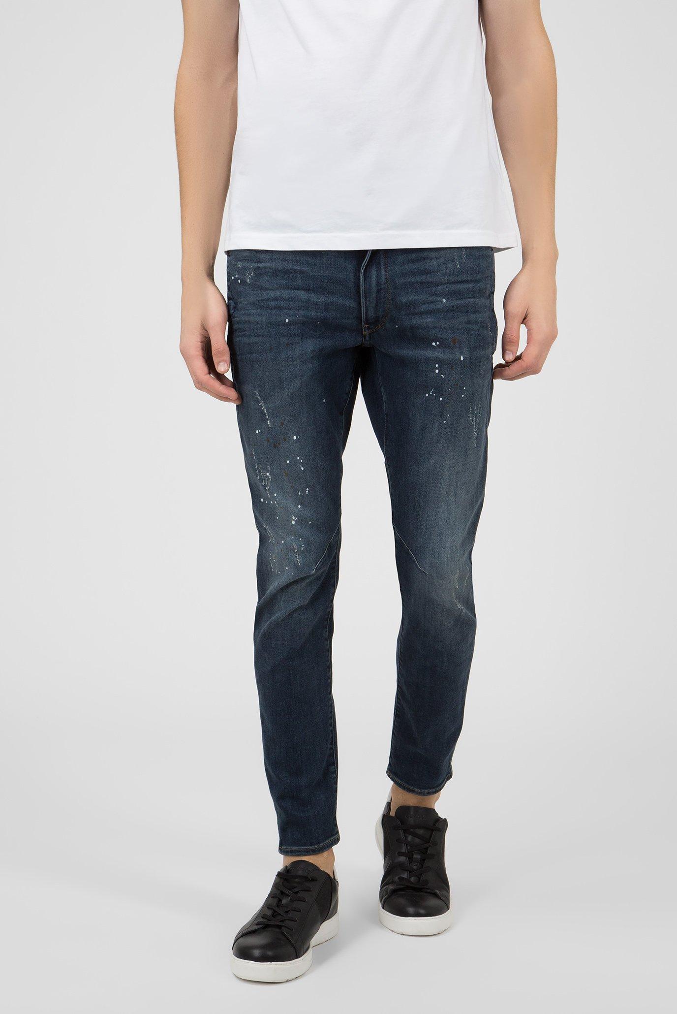 Купить Мужские темно-синие джинсы D-Staq G-Star RAW G-Star RAW D05385,8968 – Киев, Украина. Цены в интернет магазине MD Fashion