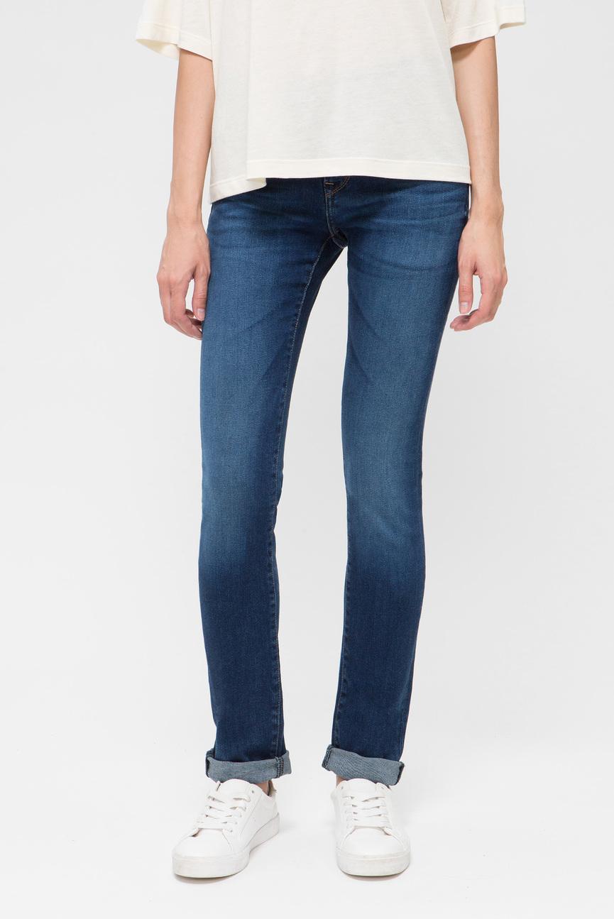 Женские синие джинсы VICTORIA
