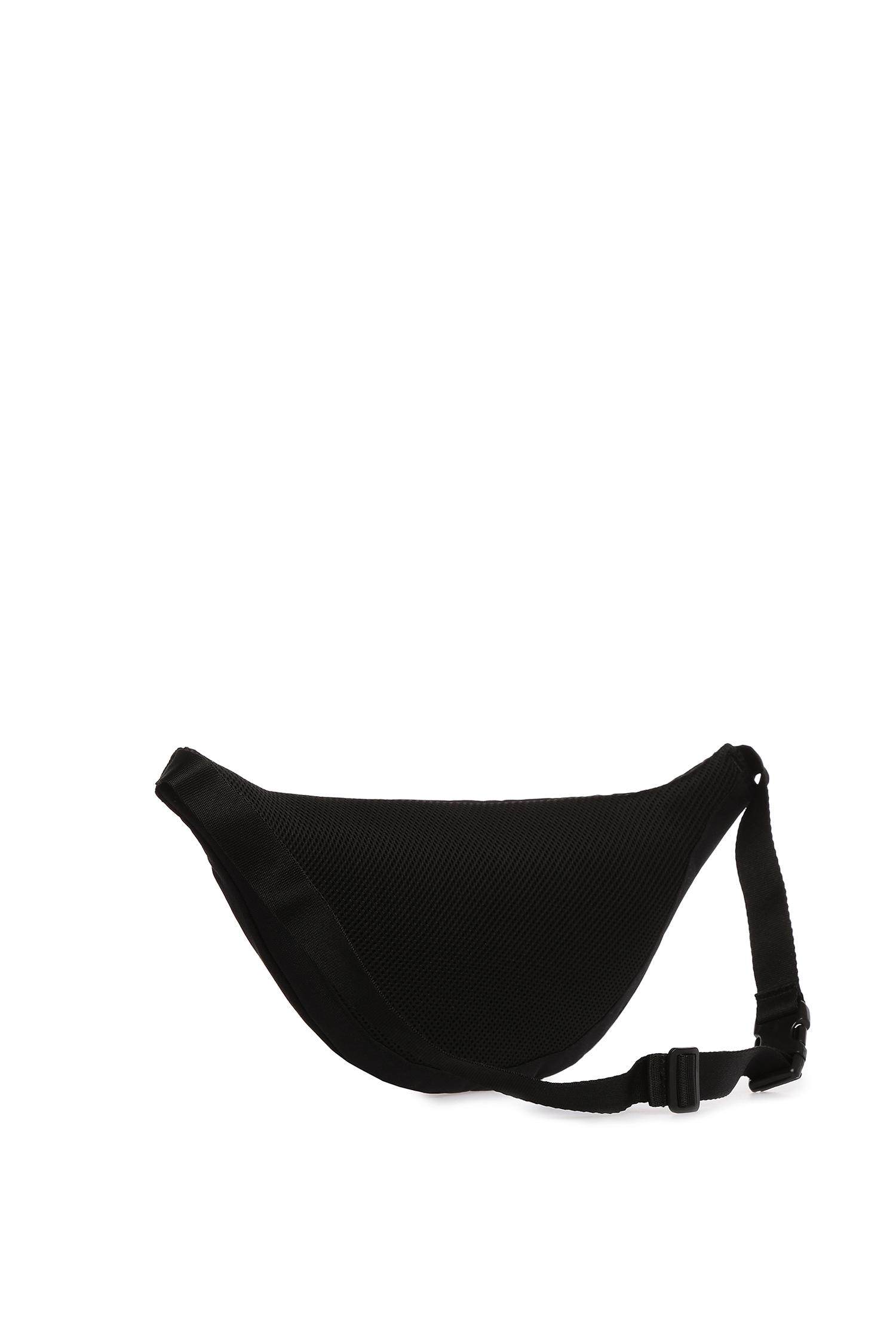 Мужская черная поясная сумка SuperDry
