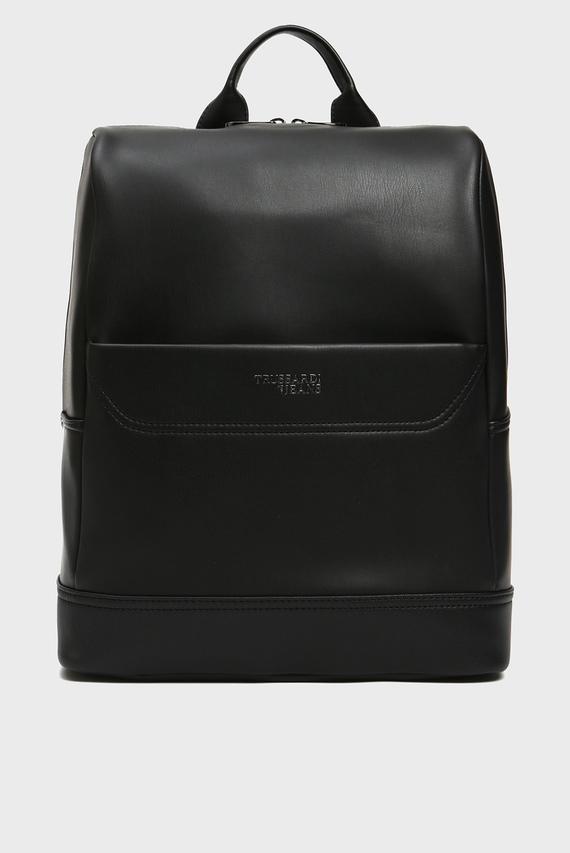 Мужской черный рюкзак BUSINESS CITY