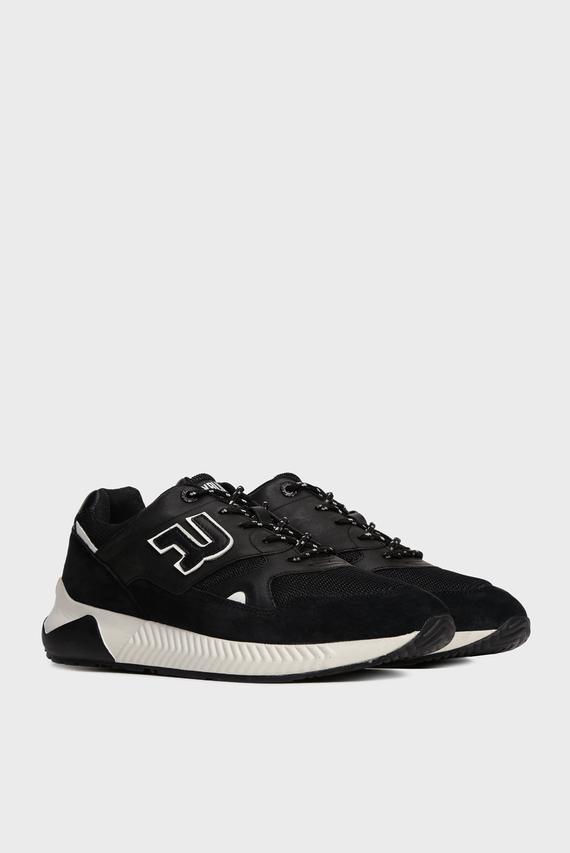 Мужские черные кроссовки ENTER