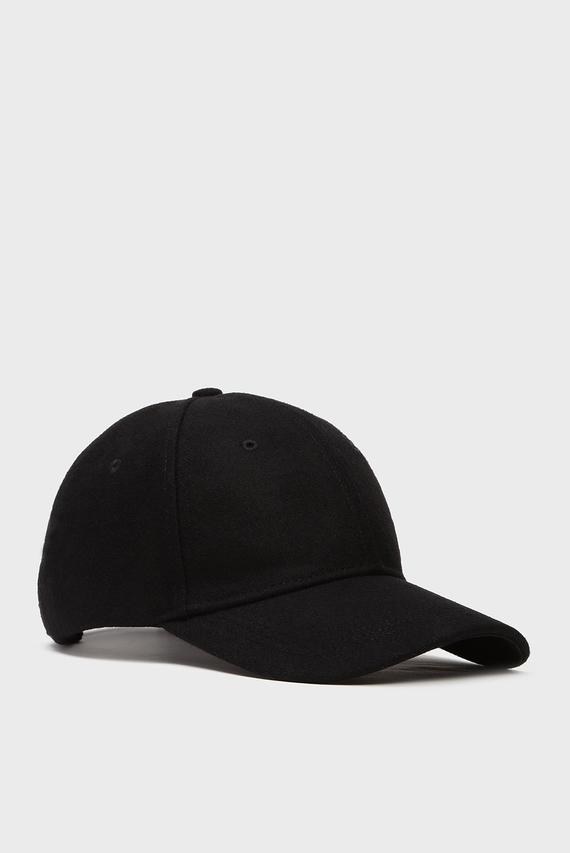 Мужская черная кепка ICON