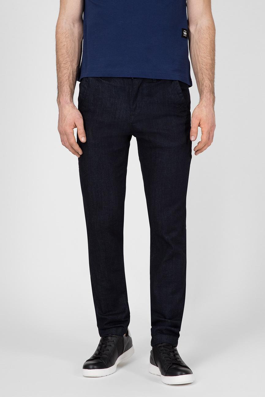 Мужские темно-синие джинсы Bronson