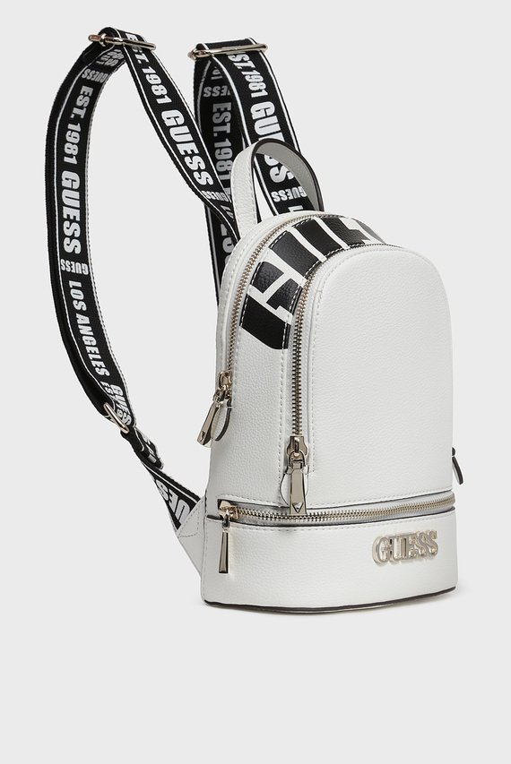 Женский белый рюкзак SKYE BACKPACK