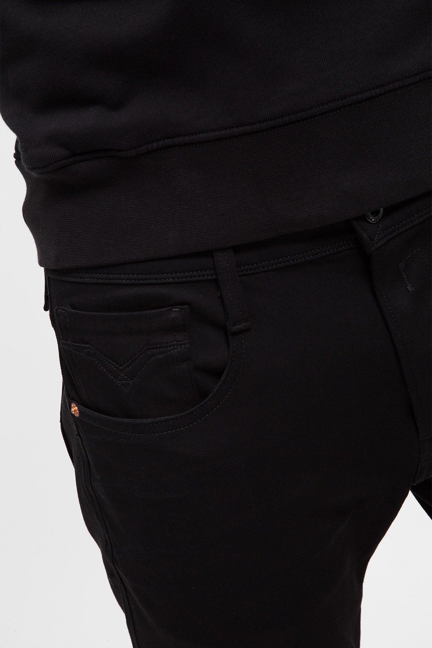 Купить Мужские черные джинсы ANBASS Replay Replay M914  .000.661 S02 – Киев, Украина. Цены в интернет магазине MD Fashion