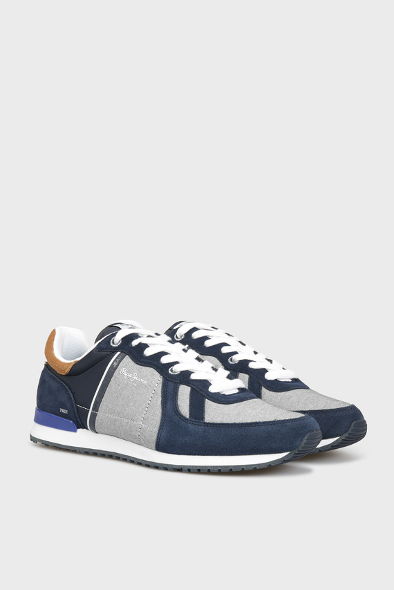 Мужские темно-синие кроссовки TINKER ZERO SAILOR