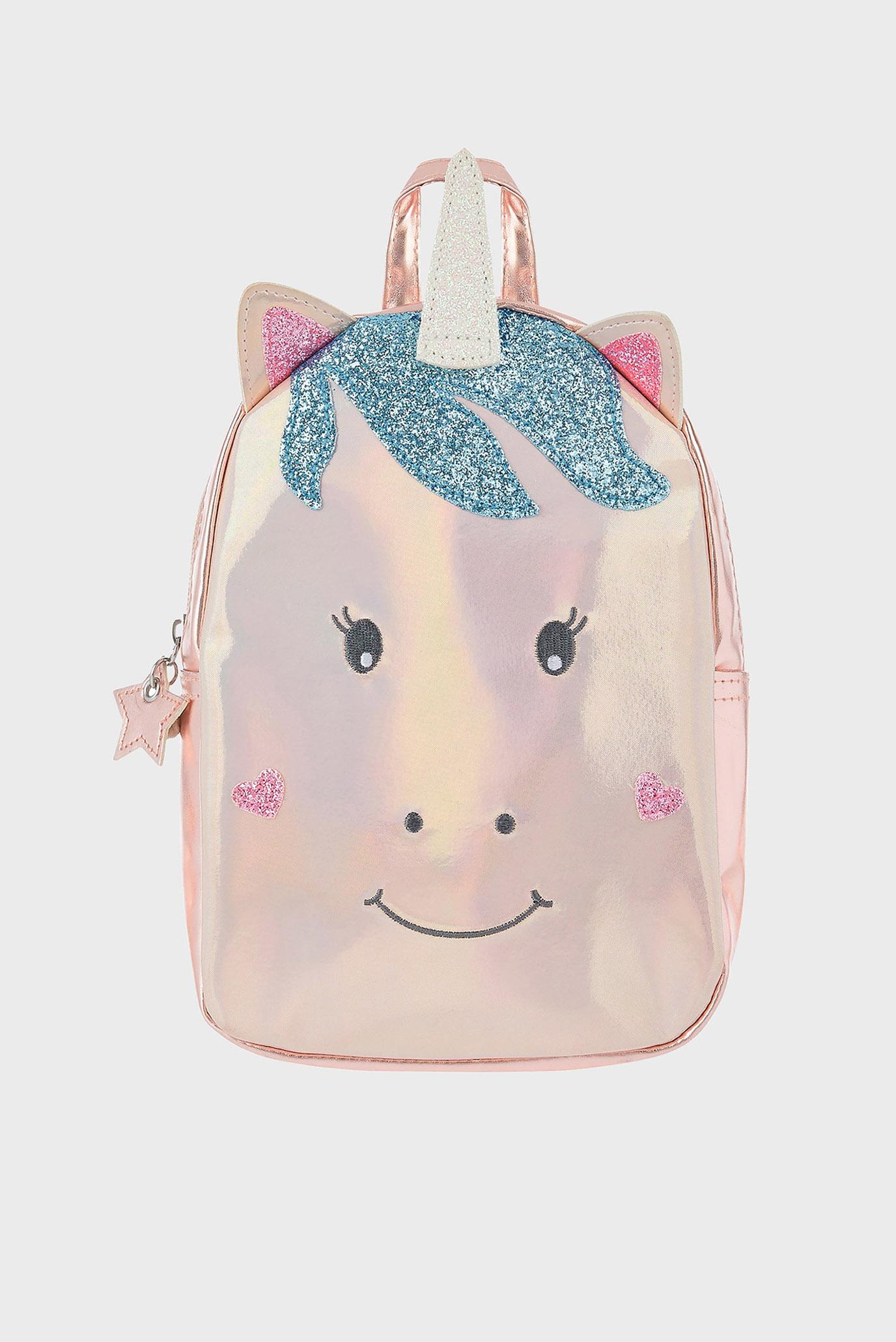 Купить Детский розовый рюкзак UNICORN CHARACTER Accessorize Accessorize 683006 – Киев, Украина. Цены в интернет магазине MD Fashion