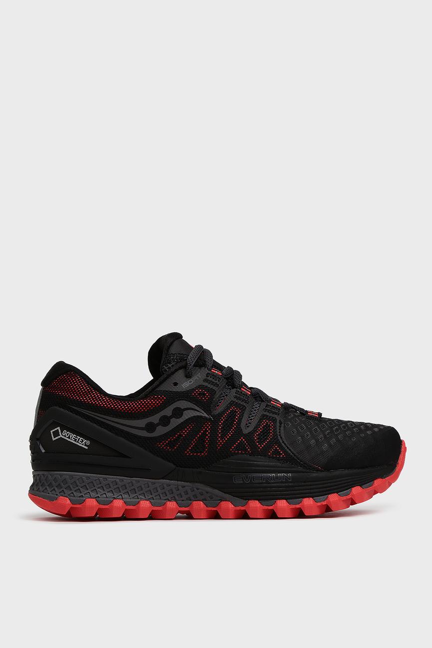 Женские черные кроссовки XODUS ISO 2 GTX
