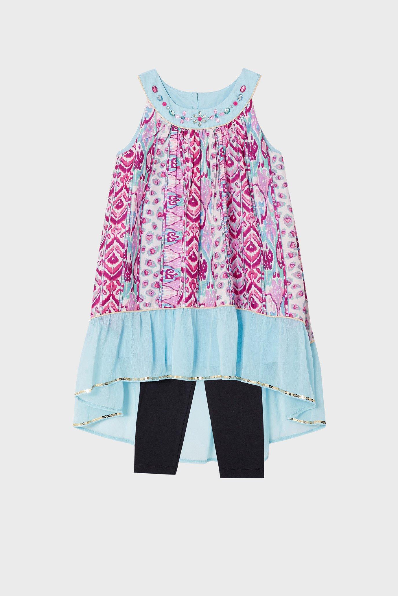 Дитячий комплект одягу (туніка, легінси) AZTEC TUNIC TOP AND 1