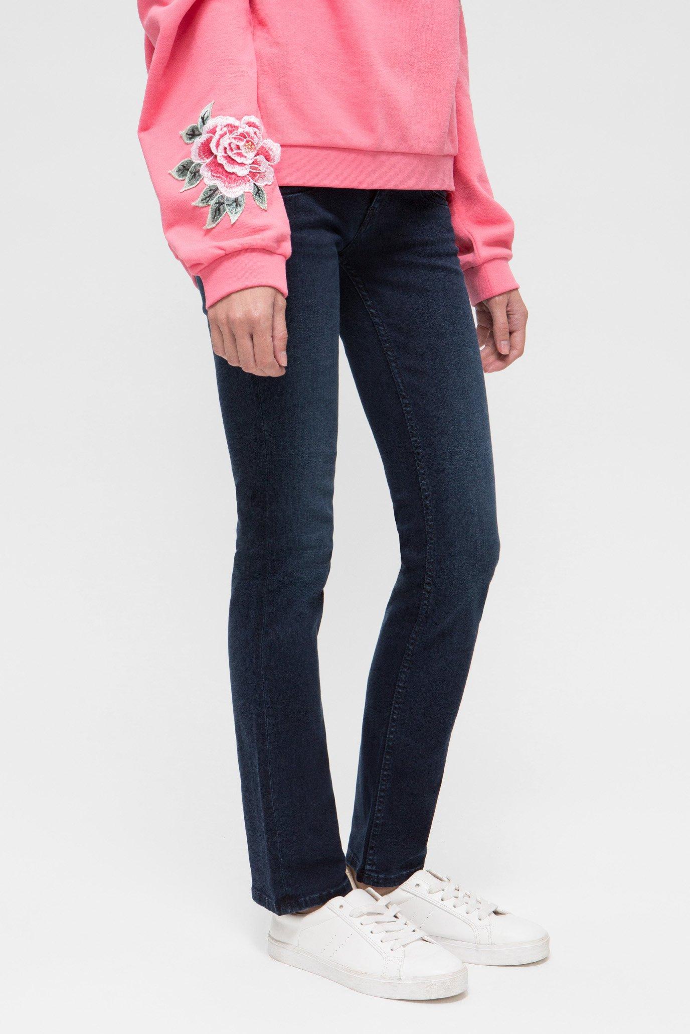 Купить Женские темно-синие джинсы GEN Pepe Jeans Pepe Jeans PL201157CG90 – Киев, Украина. Цены в интернет магазине MD Fashion
