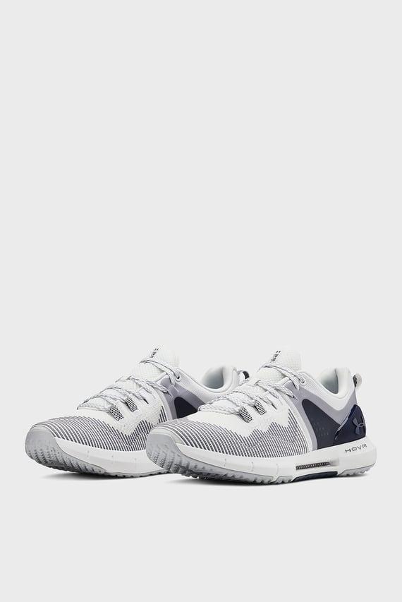 Женские белые кроссовки UA W HOVR Rise