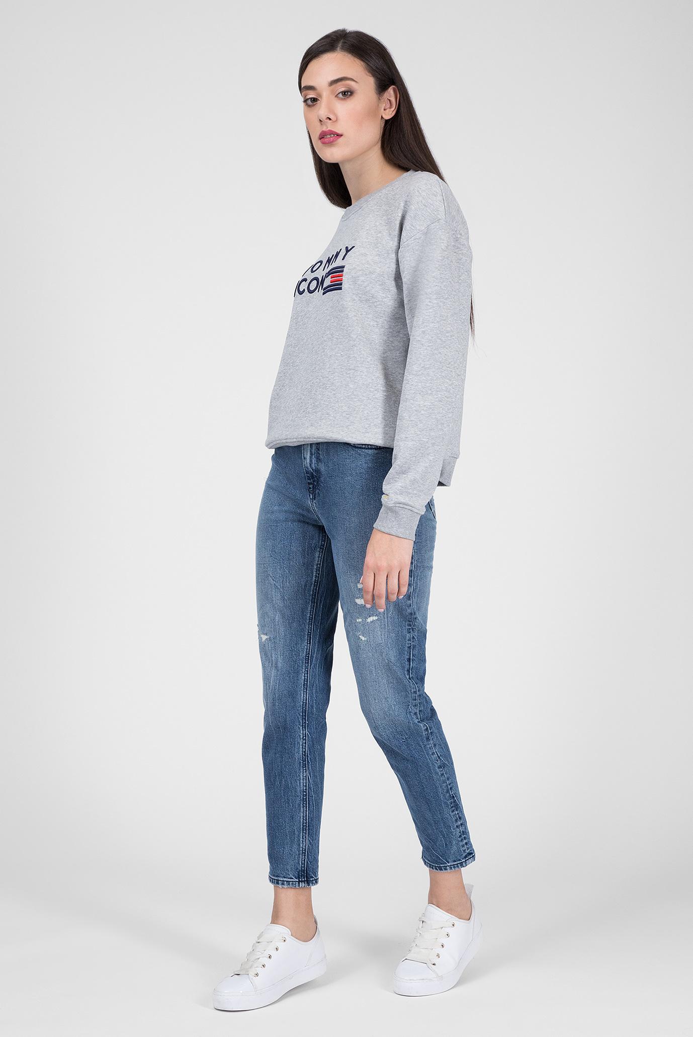 Купить Женские голубые джинсы ICON GRAMERCY HW ANKLE MORGANE Tommy Hilfiger Tommy Hilfiger WW0WW23722 – Киев, Украина. Цены в интернет магазине MD Fashion