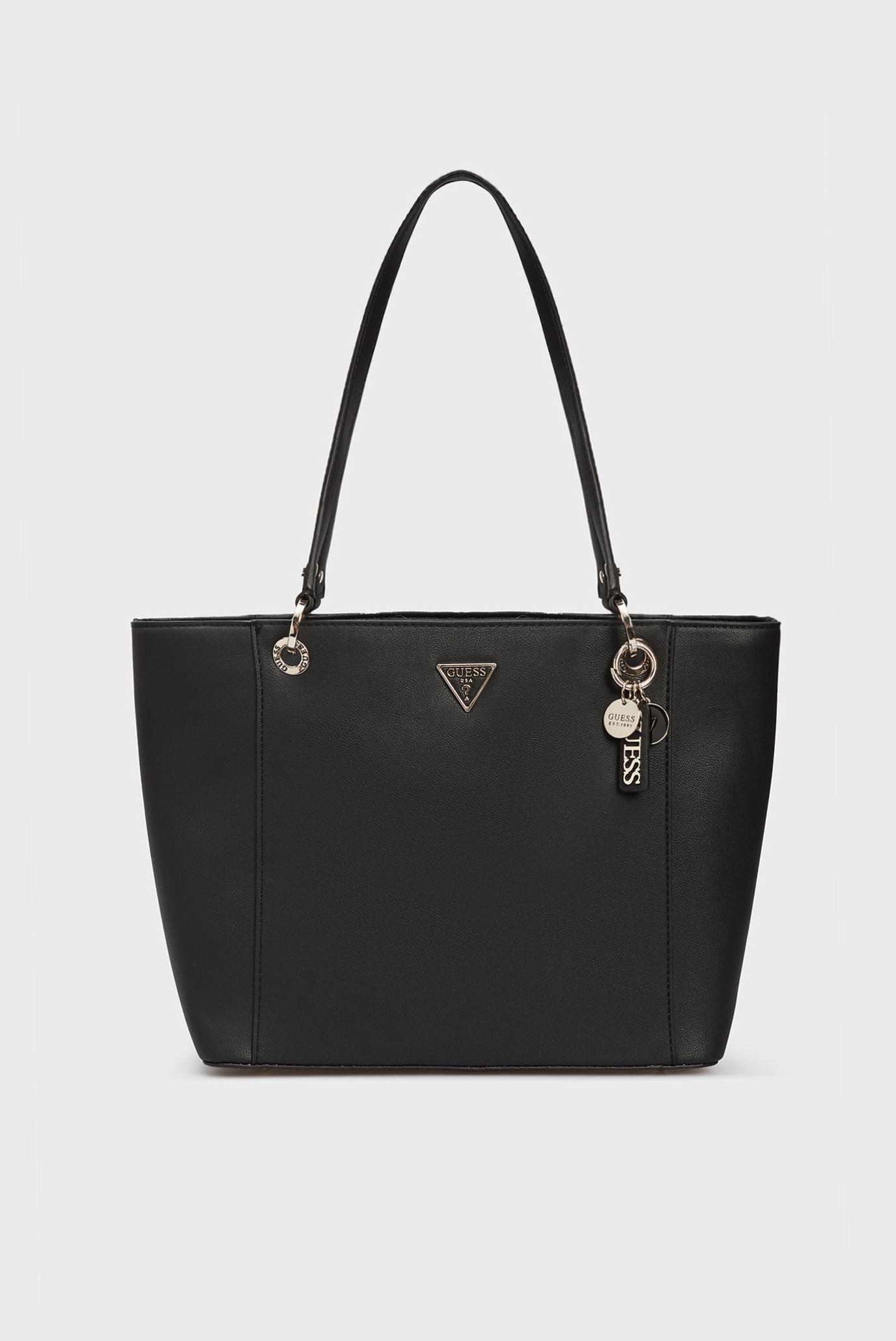 Жіноча чорна сумка NOELLE ELITE TOTE 1