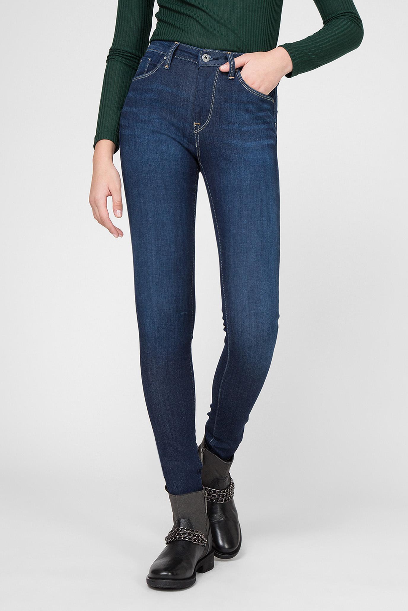 Жіночі темно-сині джинси REGENT 1