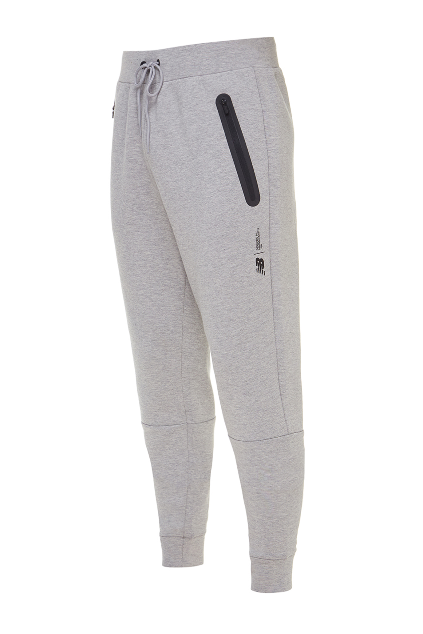 Чоловічі сірі спортивні штани  Fortitech Fleece 1