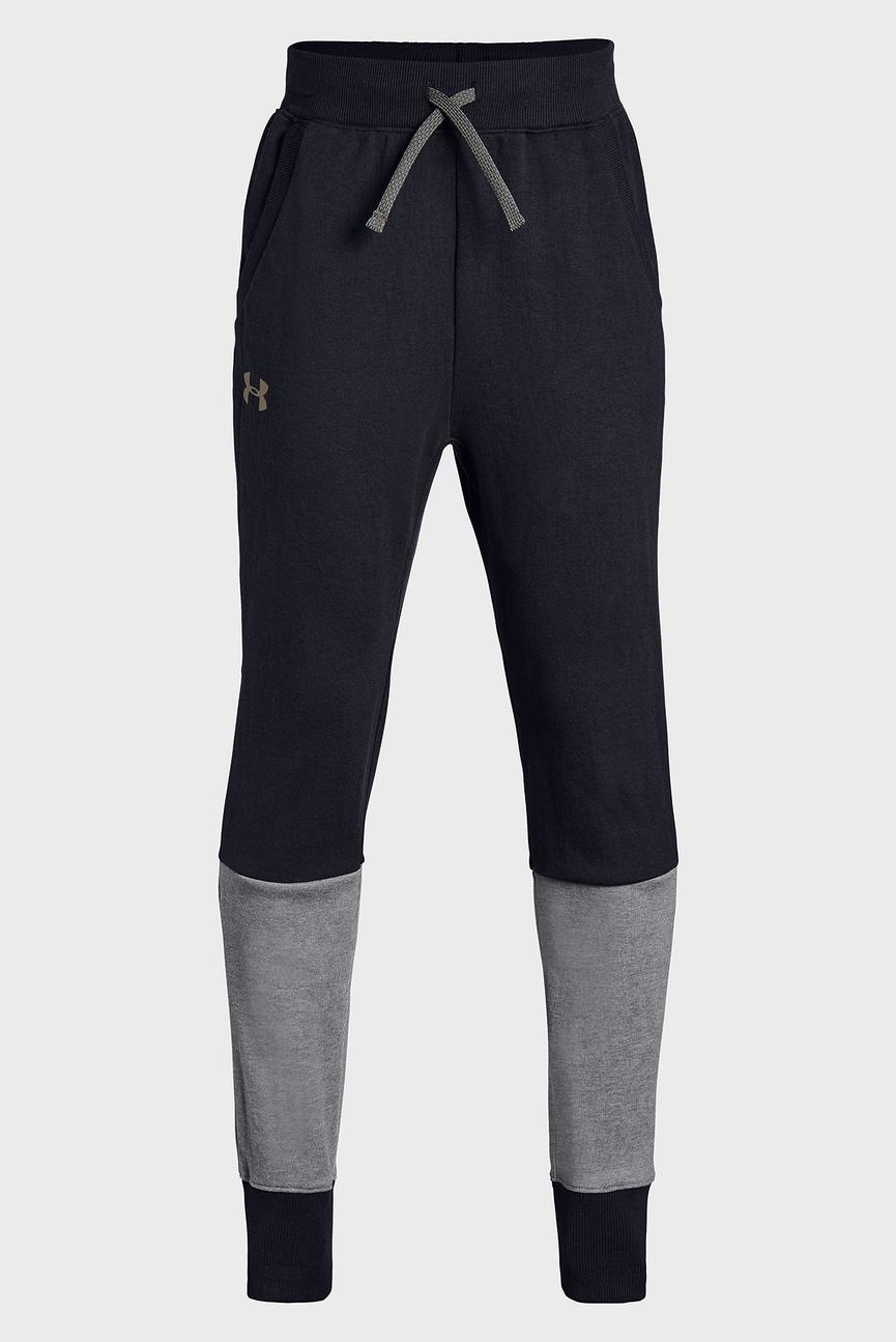 Детские черные спортивные брюки Unstoppable Double Knit