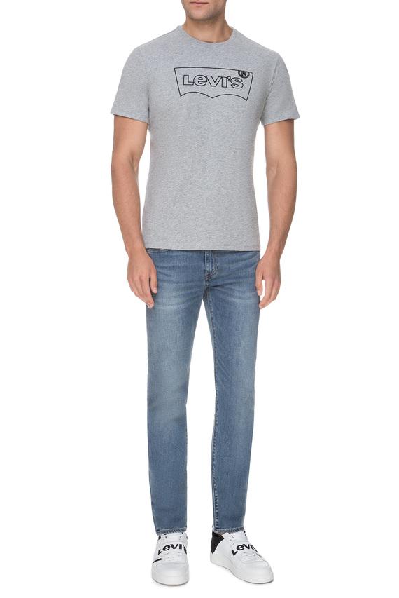 Мужские голубые джинсы 502 Regular Taper