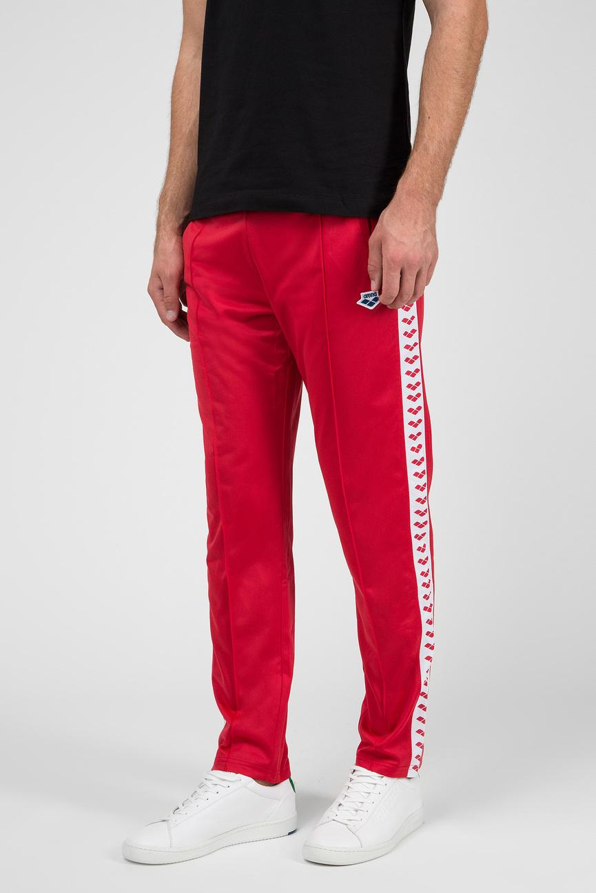Мужские красные спортивные брюки