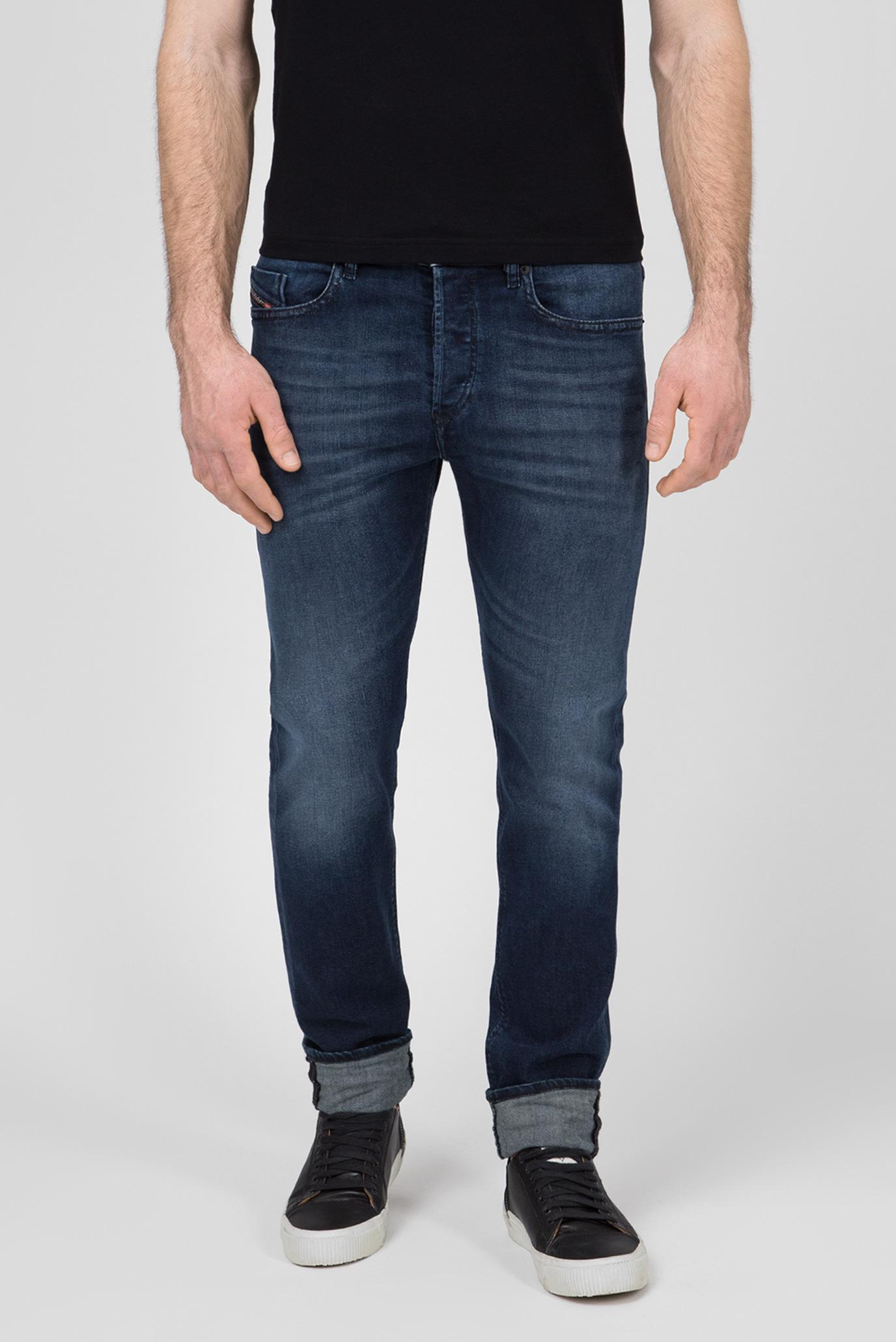Купить Мужские синие джинсы BUSTER Diesel Diesel 00SDHB 087AS – Киев, Украина. Цены в интернет магазине MD Fashion