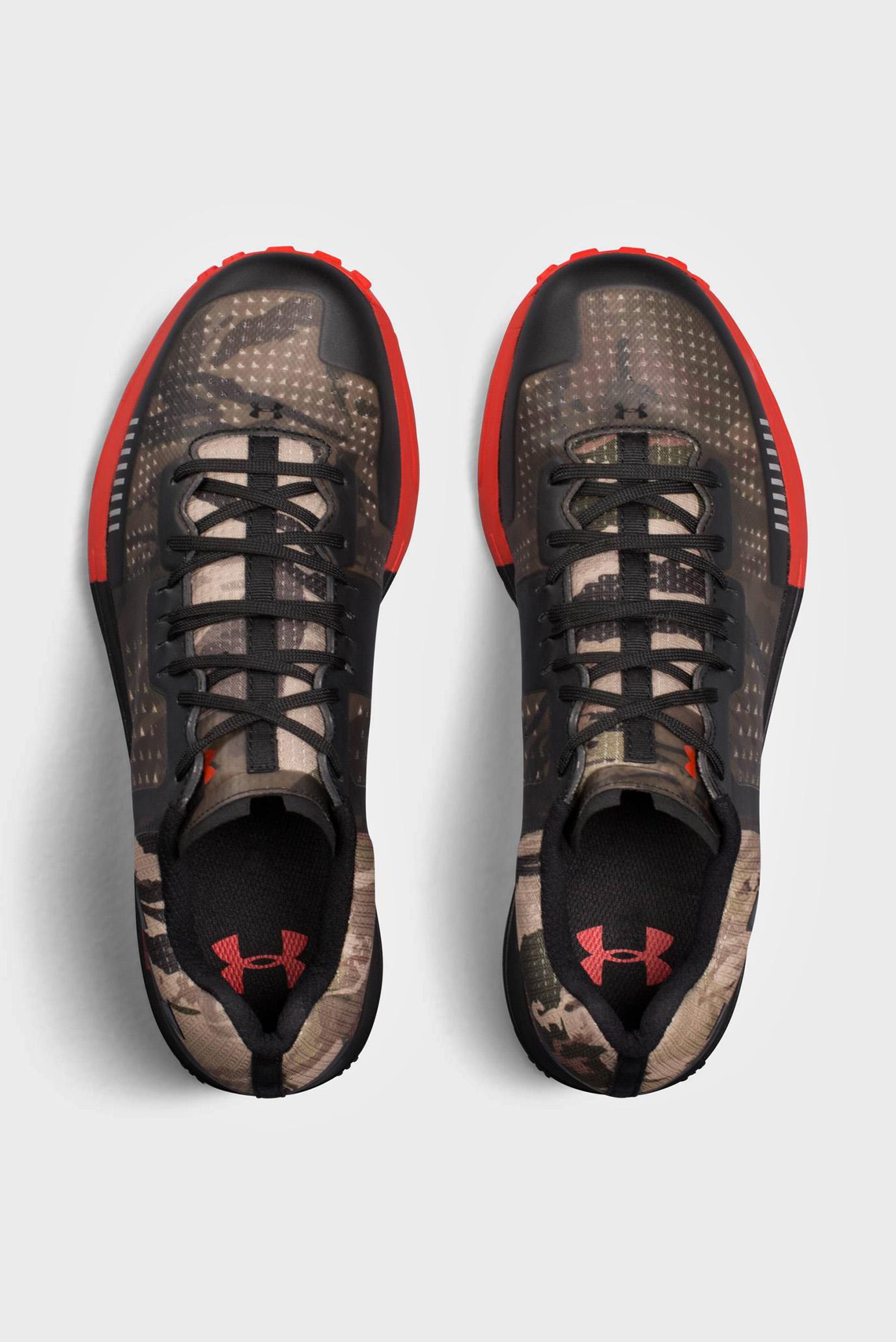 Мужские черные кроссовки Horizon RTT Under Armour