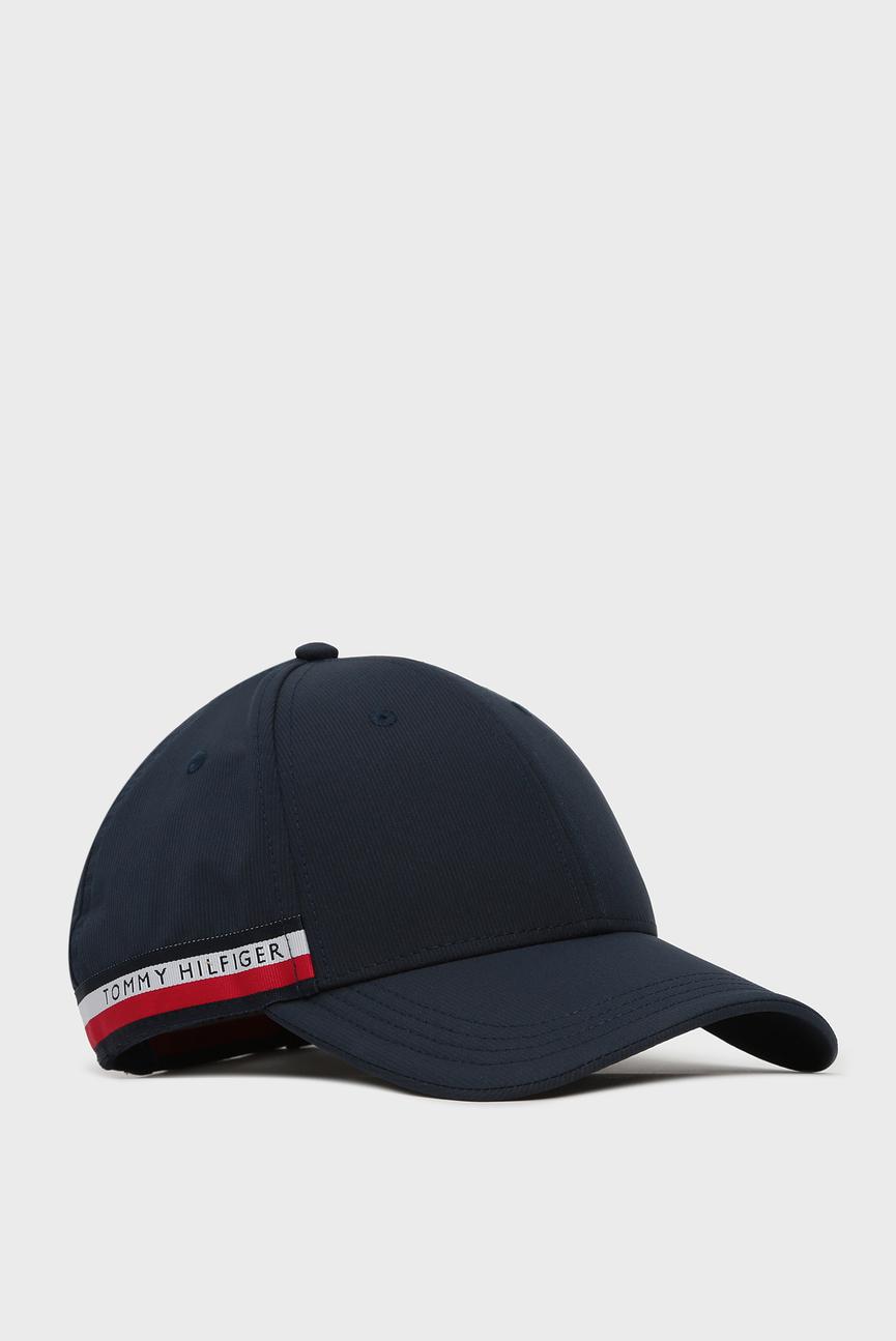 Мужская темно-синяя кепка CORPORATE SELVEDGE CAP