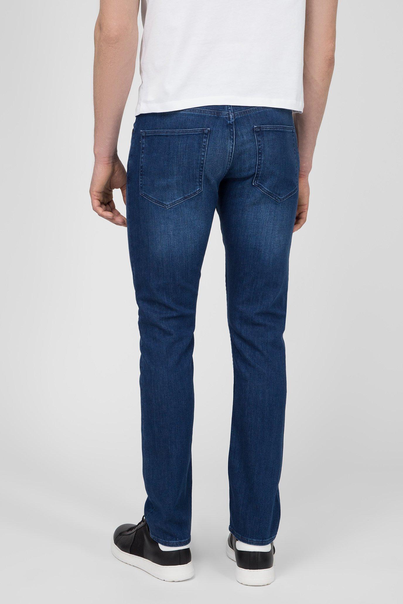 Мужские синие джинсы SLIM FIT Calvin Klein