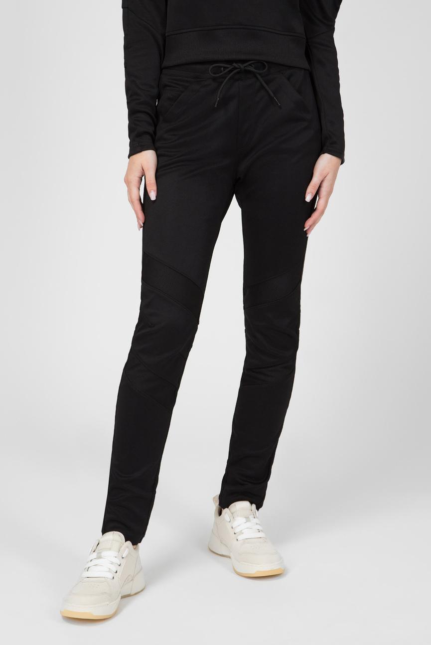 Женские черные брюки Motac dc slim sw pant