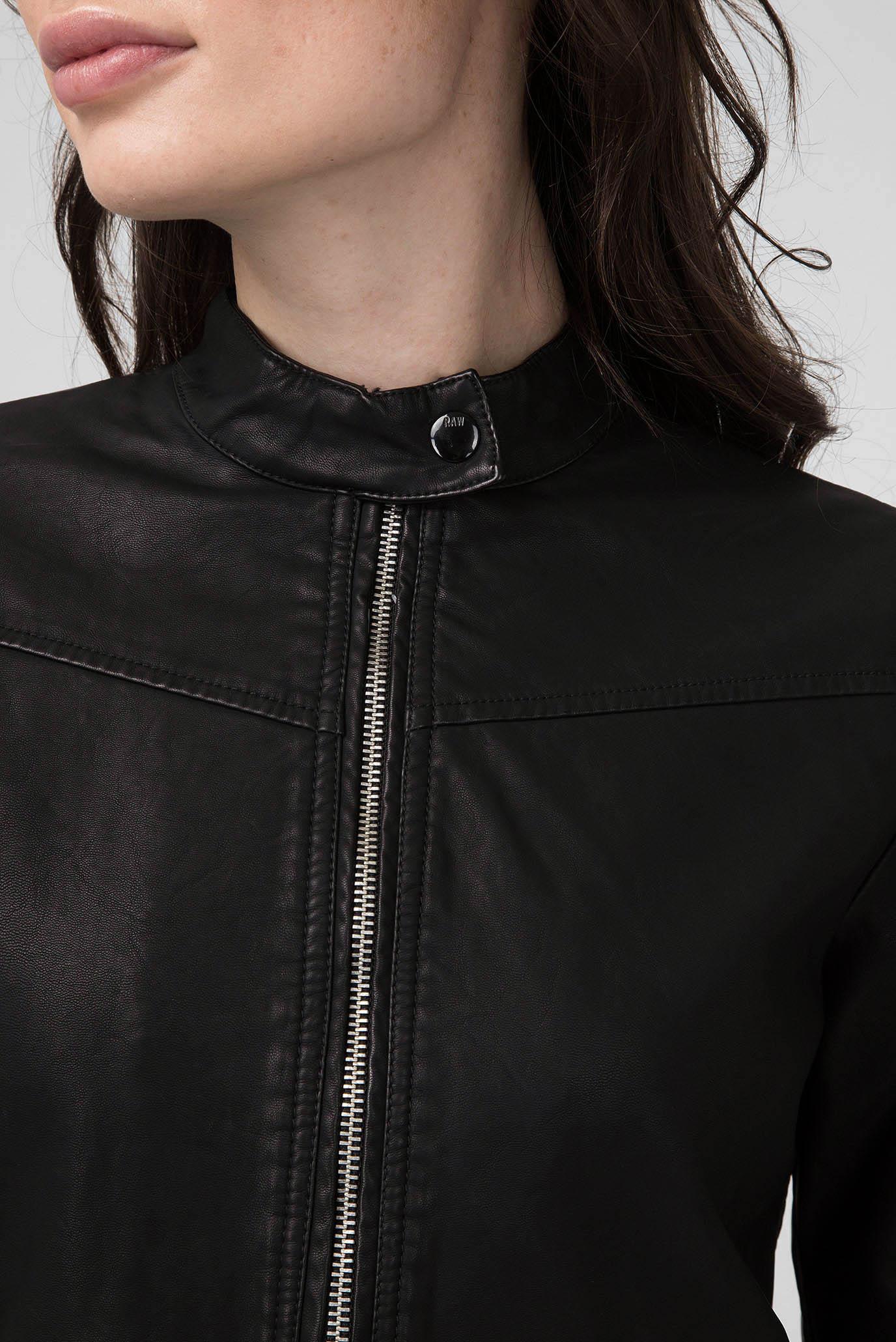 Купить Женская черная куртка Chopper  G-Star RAW G-Star RAW D10322,5802 – Киев, Украина. Цены в интернет магазине MD Fashion