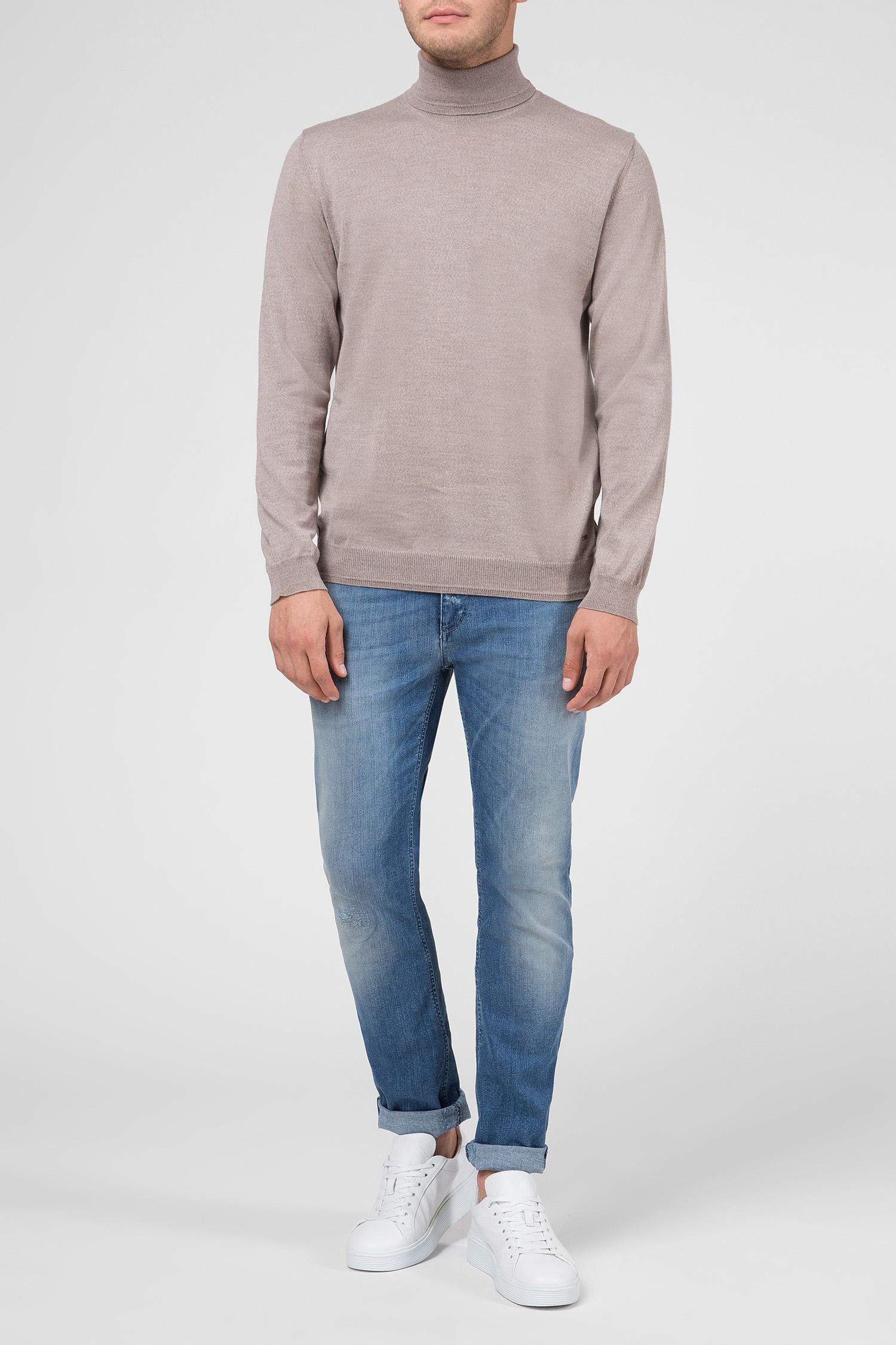 Мужские голубые джинсы UNITY SLIM Closed
